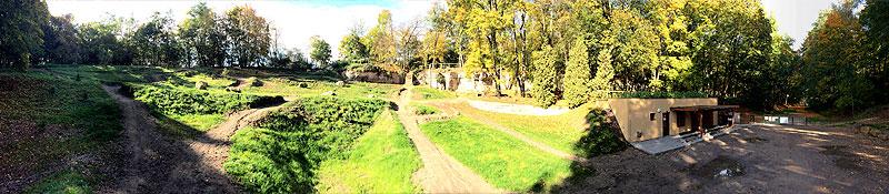 Bike park Mladá Bolealv