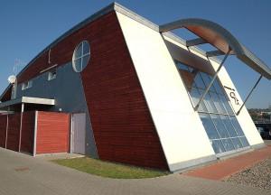 Komerční a sportovní stavby