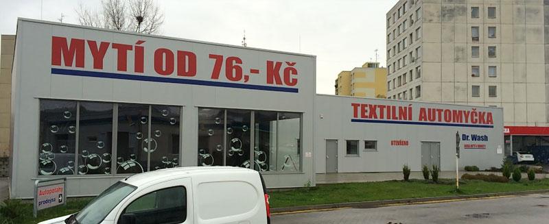 Myčka Mladá Boleslav