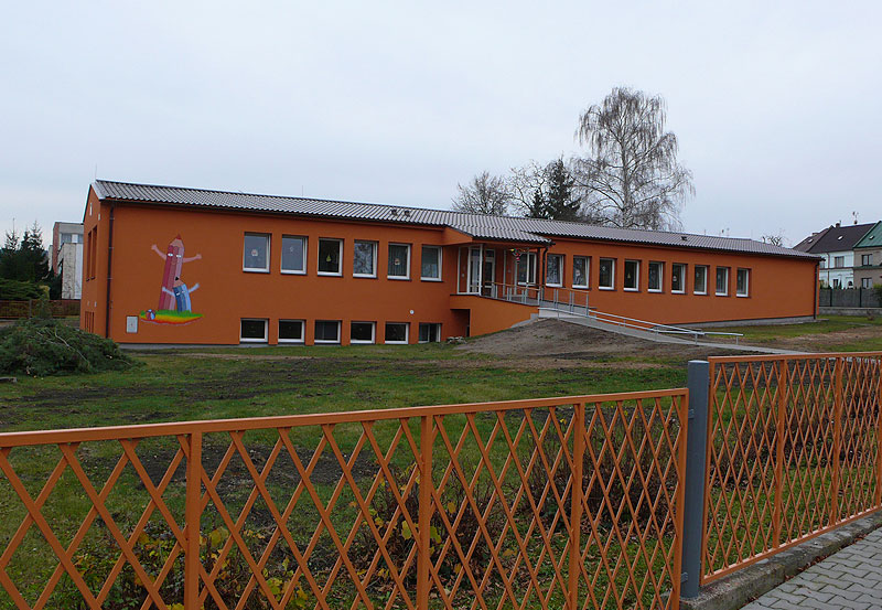 Rekonstrukce MŠ Mladá Boleslav