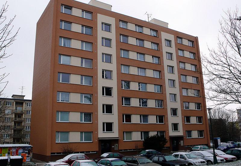 Panelový dům Jičín